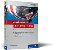 Zum Buch Introduction to SAP Business One