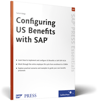 Heft: Configuring US Benefits with SAP