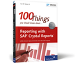 Zum Buch Reporting with SAP Crystal Reports