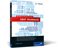 100 Things You Should Know About the ABAP Workbench