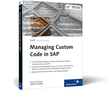 Zum Buch Managing Custom Code in SAP