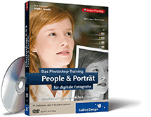 Titel: Das Photoshop-Training: People & Portr�t