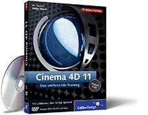 Cinema 4D 11 &#8211; Das umfassende Training