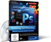 Zum Video-Training Webdesign mit Photoshop