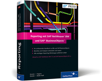 Titel: Reporting mit SAP NetWeaver BW und SAP BusinessObjects