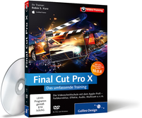 Cover zum Video-Training Final Cut Pro X