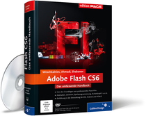 Titel: Adobe Flash CS6