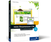 Titel: Adobe Dreamweaver CS6