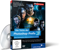 Cover zum Video-Training Die Tricks der Photoshop-Profis - Volume 3