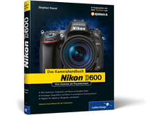Titel: Nikon D600. Das Kamerahandbuch