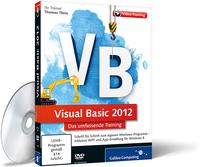 Cover zum Video-Training Visual Basic 2012