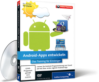 Cover zum Video-Training Android-Apps entwickeln