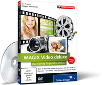 Cover zum Video-Training MAGIX Video deluxe 2013