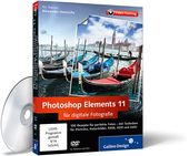 Cover zum Video-Training Photoshop Elements 11 für digitale Fotografie