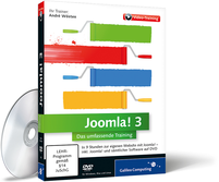 Cover zum Video-Training Joomla! 3