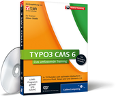 Cover zum Video-Training TYPO3 CMS 6
