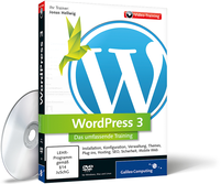 Cover zum Video-Training WordPress 3