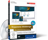 Cover zum Video-Training Responsive Webdesign