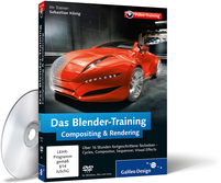 Zum Video-Training Das Blender-Training: Compositing & Rendering
