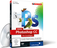 Cover zum Video-Training Adobe Photoshop CC - Die Grundlagen