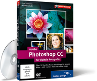 Cover zum Video-Training Adobe Photoshop CC für digitale Fotografie