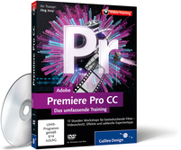 Cover zum Video-Training Adobe Premiere Pro CC