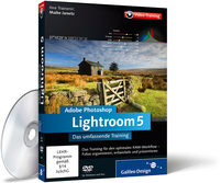 Cover zum Video-Training Adobe Photoshop Lightroom 5