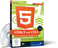 Cover zum Video-Training HTML5 und CSS3