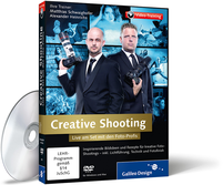 Cover zum Video-Training Creative Shooting