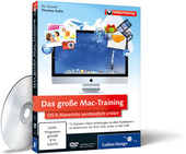 Cover zum Video-Training Das große Mac-Training