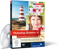 Cover zum Video-Training Photoshop Elements 12