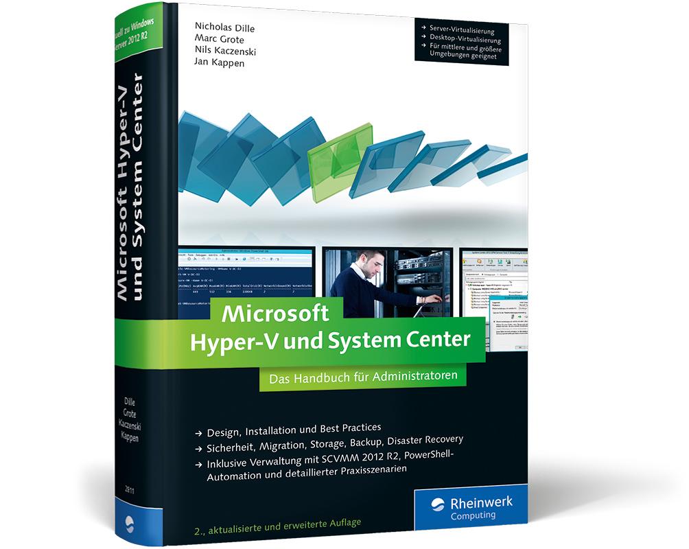 Titel: Microsoft Hyper-V und System Center