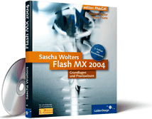 Titel: Flash MX 2004  Standard- und Professional-Version