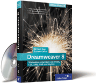 Titel: Dreamweaver 8